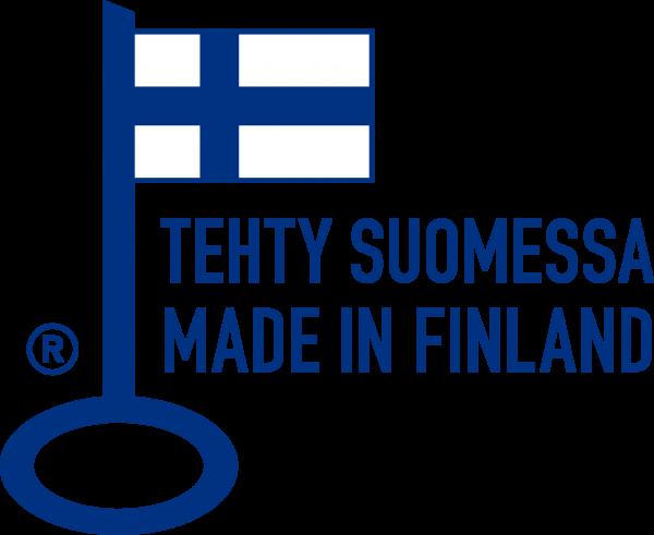 Tehty Suomessa avainlippu
