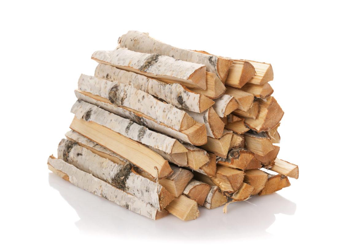Koivuklapeja suomalaisesta puusta