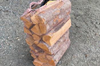 Kotimainen leppäklapi 40L säkissä. A-luokka